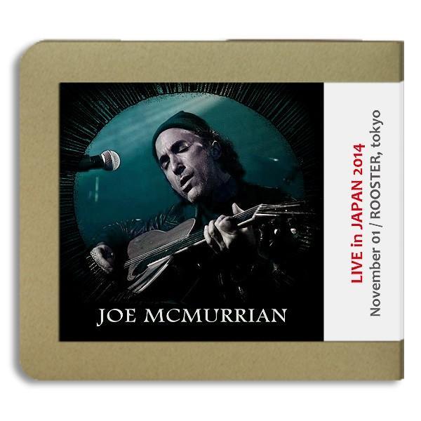ジョー・マクマリアン Joe McMurrian /2014.11.01/ ROOSTER ホイホイレコードだけ販売|hoyhoy-records