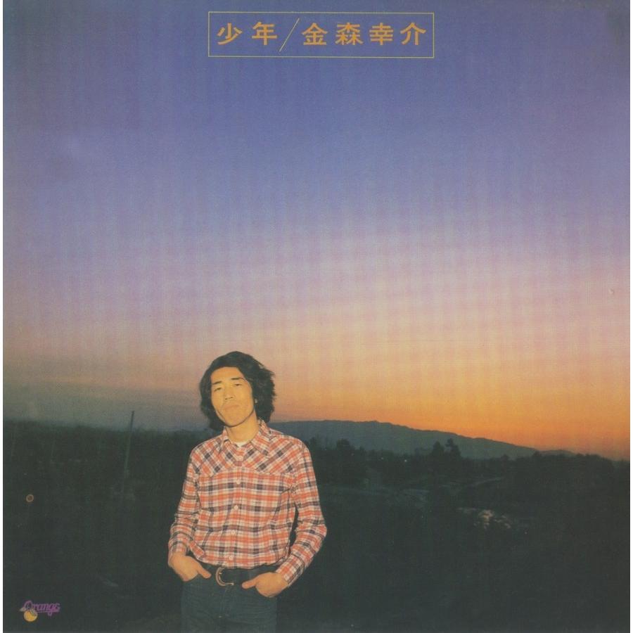 金森幸介とソー・バッド・レヴュー / 少年 hoyhoy-records