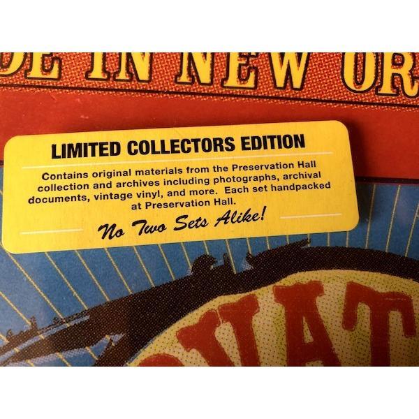 【輸入盤ボックスセット】プリザベーション・ホール・ジャズ・バンド / メイド・イン・ニューオーリンズ:ハリケーン・セッション|hoyhoy-records|03