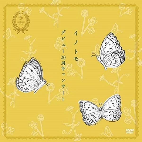 イノトモ / イノトモ20周年コンサート吉祥寺武蔵野公会堂 DVD hoyhoy-records