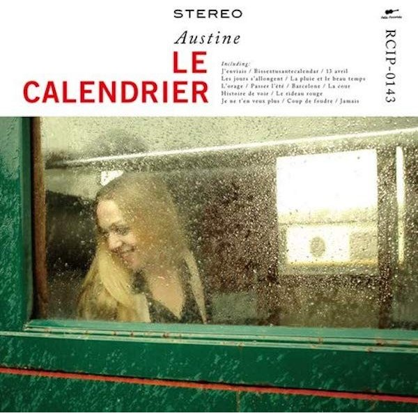 オースティン Austine  / ル・カレンドリア Le Calendrier|hoyhoy-records