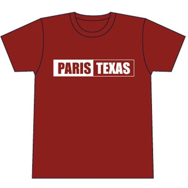 【Tシャツ】パリ、テキサス(PARIS,TEXAS)|hoyhoy-records