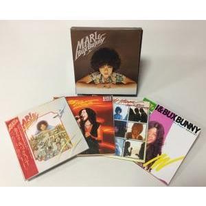 金子マリ&BUX BUNNY / アルバム・コンプリート・ボックス|hoyhoy-records|02
