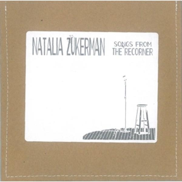 ナタリア・ズッカーマン Natalia Zukerman /  ソングス・フロム・ザ・リコーナー(輸入盤CD-R)|hoyhoy-records