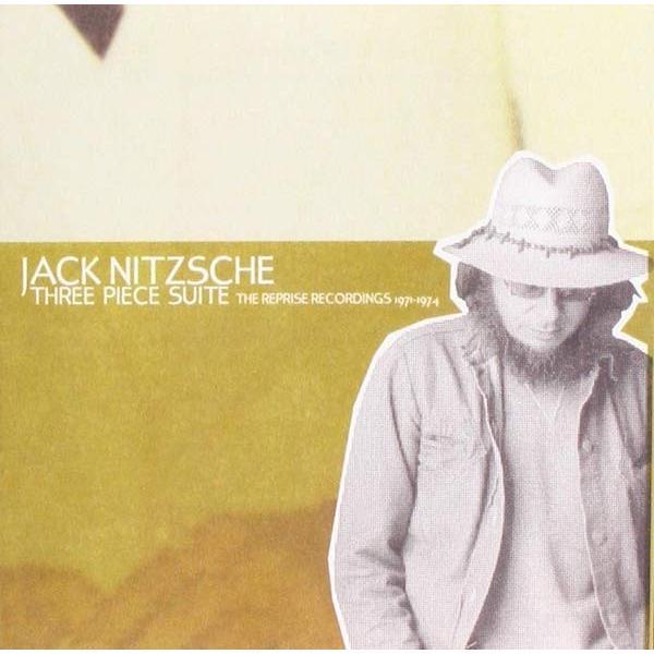 【輸入盤】ジャック・ニッチェ JACK NITZSCHE / リプリーズ・レコーディングス 1971-1974|hoyhoy-records