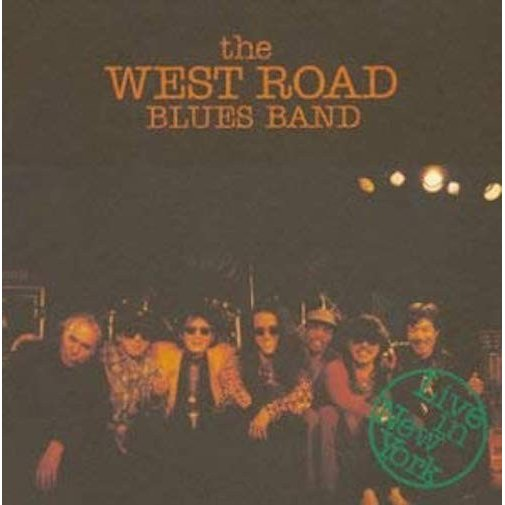 【CD】the West Road Blues Band / Live in New York|hoyhoy-records
