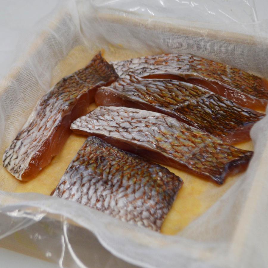 【毎月発送】HEKIRURI(碧瑠璃)鯛の味噌漬け(赤米・黒米付)(下電ホテルバージョン) hrsd 12