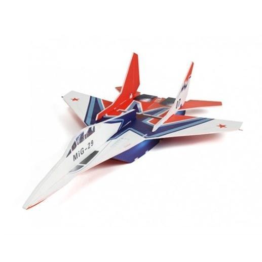 HobbyKing Mig 29 - Glue-N-Go Series - Foamboard Kit