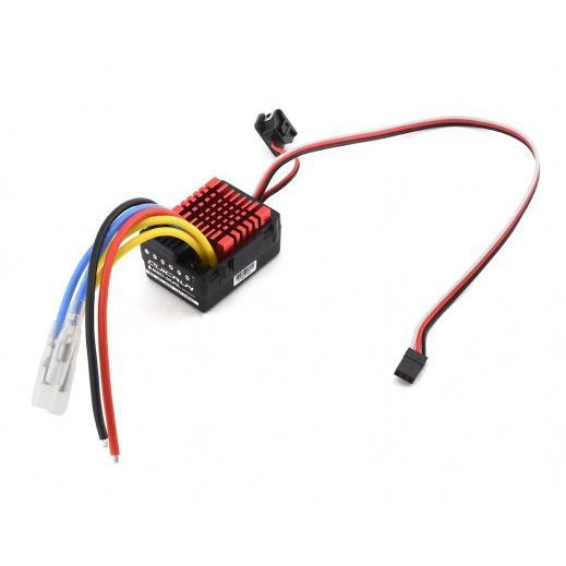 Quicrun-WP 80-400A アンプ ESC Hobbywing 1625 Brushed Electronic Speed Controller