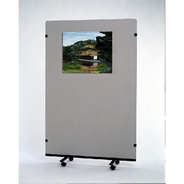 アートギャラリー展示パネル ワイド(展示板·パーティーション) 1200×1800 ピクチャーレール無しタイプ(HSS-P) 予約
