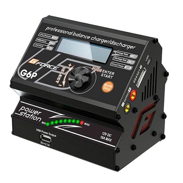 (送料無料)G-FORCE ジーフォース G6P AC Charger & Power Supply G0025