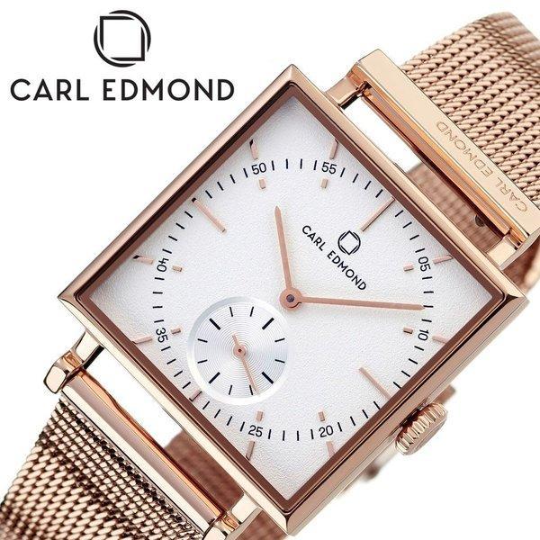 最適な材料 カールエドモンド 腕時計 ホワイト CARLEDMOND 時計 グラニット Granit レディース ホワイト CEG2911-MR18 時計 CEG2911-MR18, ヤマトタカダシ:f08a1e02 --- airmodconsu.dominiotemporario.com