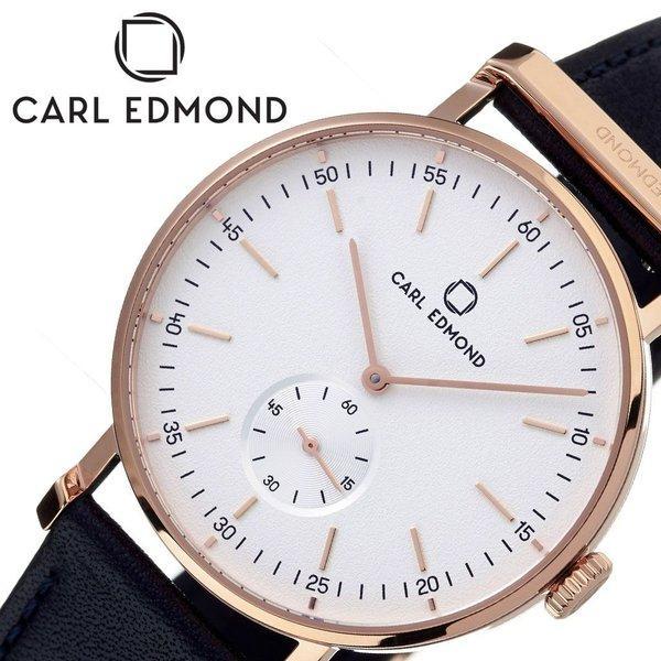 品質が カールエドモンド 腕時計 CARLEDMOND 時計 リョーリット Ryolit CER3611-BLR18 男女兼用 ホワイト CARLEDMOND Ryolit CER3611-BLR18, 早い者勝ち:6965e706 --- airmodconsu.dominiotemporario.com
