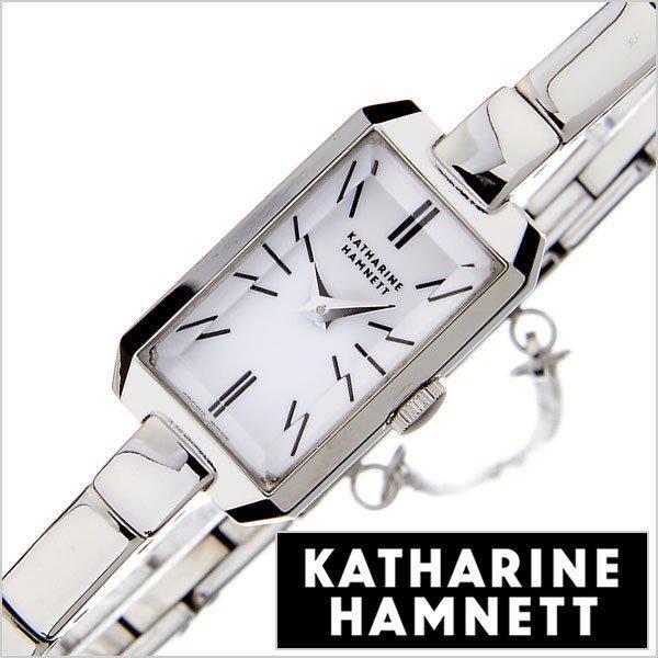 【特別セール品】 キャサリン ハムネット 腕時計 KATHARINE HAMNETT 時計 レクタングル KH8004-B04 レディース, フラワーショップ ファーナム 19ea92a2