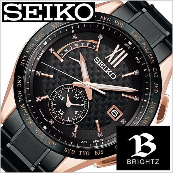 セール 登場から人気沸騰 セイコー 腕時計 SEIKO 時計 ブライツ 2018年限定モデル SAGA254 メンズ, ヨシノダニムラ 3aa2e3b4