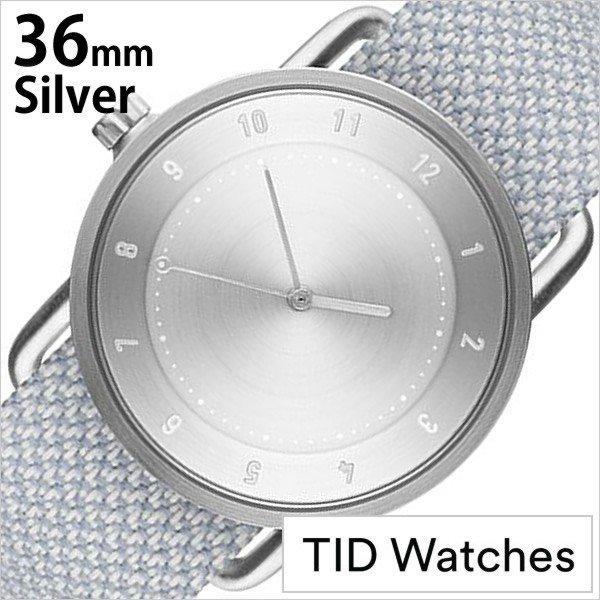 (お得な特別割引価格) ティッドウォッチズ 腕時計 TID メンズ Watches 時計 クヴァドラ TID メンズ レディース レディース シルバー TID01-SV36-MINERAL, オオキマチ:482e1a51 --- airmodconsu.dominiotemporario.com
