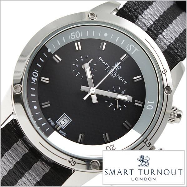 【限定製作】 スマート ターンアウト 腕時計 SMART TURNOUT 時計 ST-ROYAL-W メンズ, SHOP ALWAYS 9a6ba68b