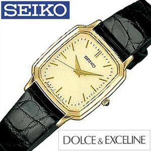 大人の上質  エクセリーヌ セイコー セイコー SEIKO 腕時計 EXCELINE レディース SEIKO SWDL164 SWDL164 セール, エルモッサ:e2372a1b --- photoboon-com.access.secure-ssl-servers.biz