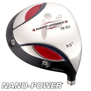 NANO-POWER ナノパワー FB-211 ドライバー ヘッド単体