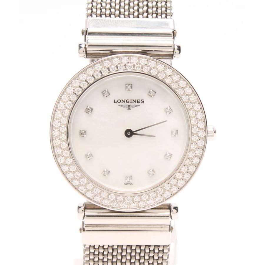 雑誌で紹介された ロンジン 腕時計 グランドクラシック L4.308.0 腕時計 クォーツ クォーツ LONGINES L4.308.0 レディース, 値引:92c656ea --- airmodconsu.dominiotemporario.com