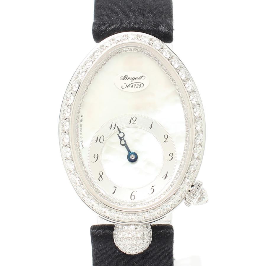 魅力的な 美品 ブレゲ 腕時計 クイーンオブネイプルズ 自動巻き シェル 8928 レディース Breguet, 成城石井 ca3cc0fa