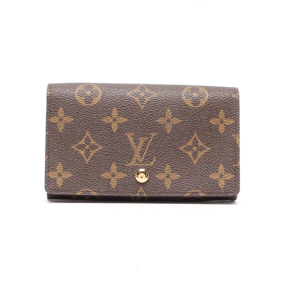 全国総量無料で 美品 ルイヴィトン 二つ折り財布 ポルトモネ ユニセックス 二つ折り財布・ジップ モノグラム M61735 ユニセックス Louis 美品 Vuitton, お菓子ショップパッソ:584f4a25 --- fresh-beauty.com.au