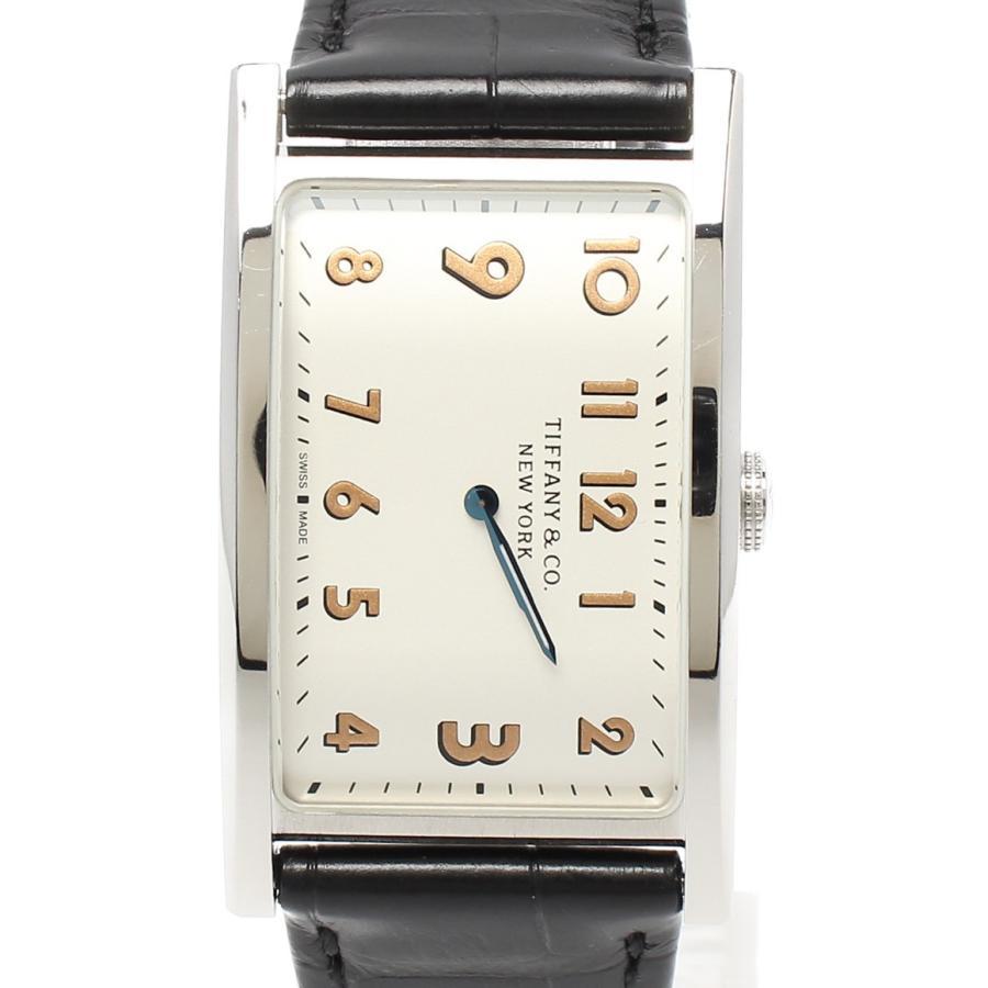 【ふるさと割】 ティファニー TIFFANY&Co. ティファニー 腕時計 イーストウエスト 腕時計 クオーツ レディース TIFFANY&Co., MDNマドンナ:7acdd776 --- airmodconsu.dominiotemporario.com