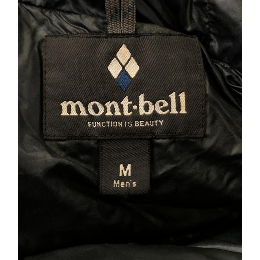 モンベル ダウンジャケット メンズ SIZE M (M) mont-bell 中古 hugall 03