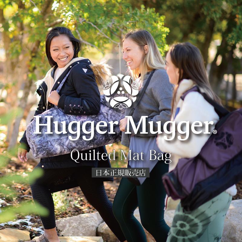 ハガーマガー キルトマットバッグ 【日本正規品】  HUGGER MUGGER ヨガマットケース ヨガ用 キャリアー バッグ ヨガ おうちヨガ|huggermuggerjapan|06