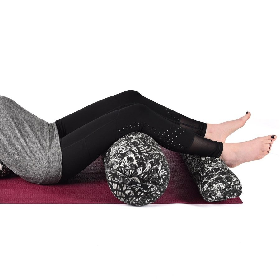 ハガーマガー プラナヤマボルスター プリント 日本正規品 ボルスター 枕 呼吸 瞑想 クッション 高耐久 huggermuggerjapan 05