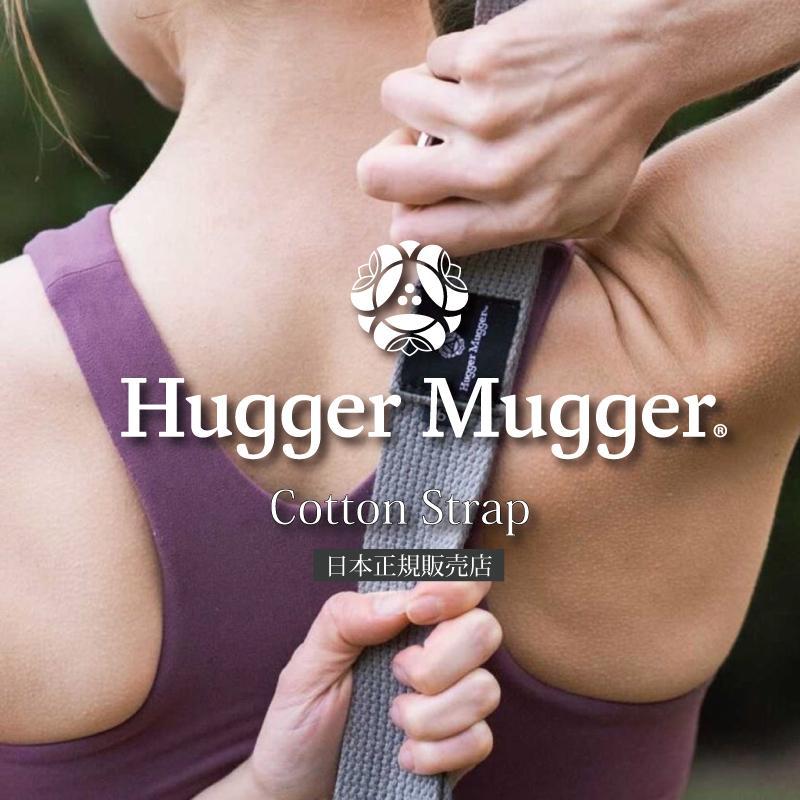 ハガーマガー コットンストラップ 6フィート シンチ付き 【日本正規品】 HUGGER MUGGER ヨガ ベルト ストラップ ヨガグッズ 補助 リストラティブ ダイエット|huggermuggerjapan|04