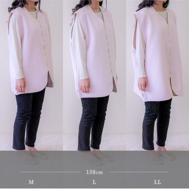 セール 1/16まで はぐまむ 綿毛布 スリーパー 大人 日本製 三河木綿 着る毛布 秋 冬|hugmamu2|12