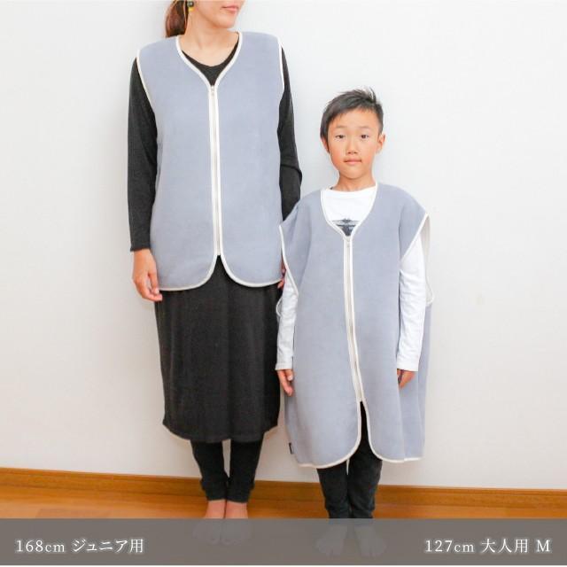 セール 1/16まで はぐまむ 綿毛布 スリーパー 大人 日本製 三河木綿 着る毛布 秋 冬|hugmamu2|16