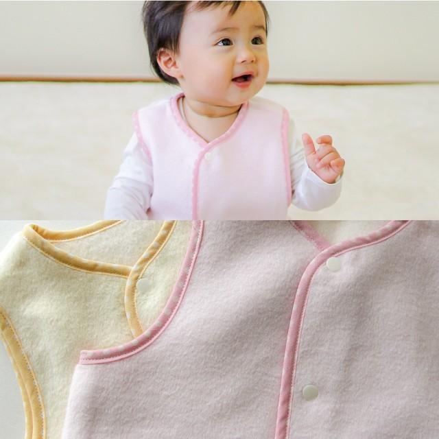 はぐまむ 綿毛布 スリーパー 新生児 ベビー ベスト 無添加 日本製 三河木綿 着る毛布 赤ちゃん 子供 秋 冬|hugmamu2|16