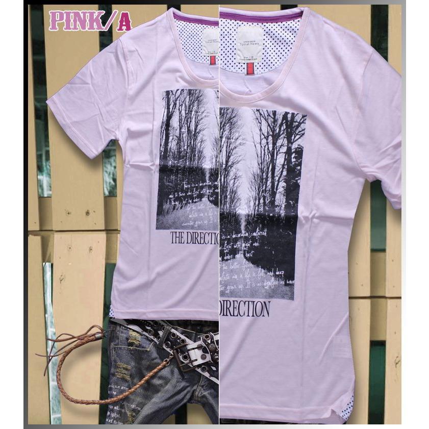 カットソー メンズ 黒 白 水色 緑 黄色 Tシャツ トップス|hukudokoro|06