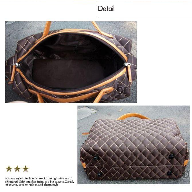 ボストンバッグ ショルダーバッグ メンズ トートバッグ ビジネスバッグ ダミエ柄 バッグ|hukudokoro|05