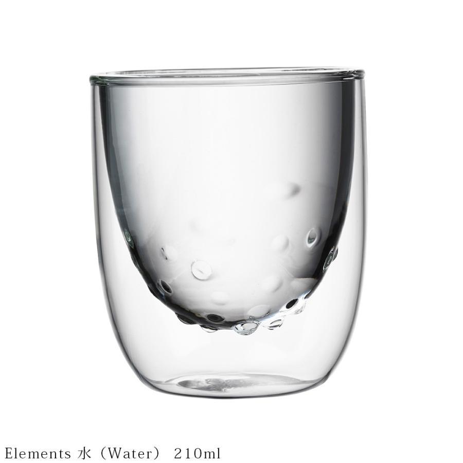 ダブルウォールグラス Qdo キュードー Element 210ml 2個セット 耐熱ガラス 保冷 保温 北欧 デンマーク 人気 インスタ映え ギフト デザイングラス 送料無料|hull-tsuhan2|07