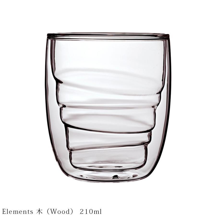 ダブルウォールグラス Qdo キュードー Element 210ml 2個セット 耐熱ガラス 保冷 保温 北欧 デンマーク 人気 インスタ映え ギフト デザイングラス 送料無料|hull-tsuhan2|08