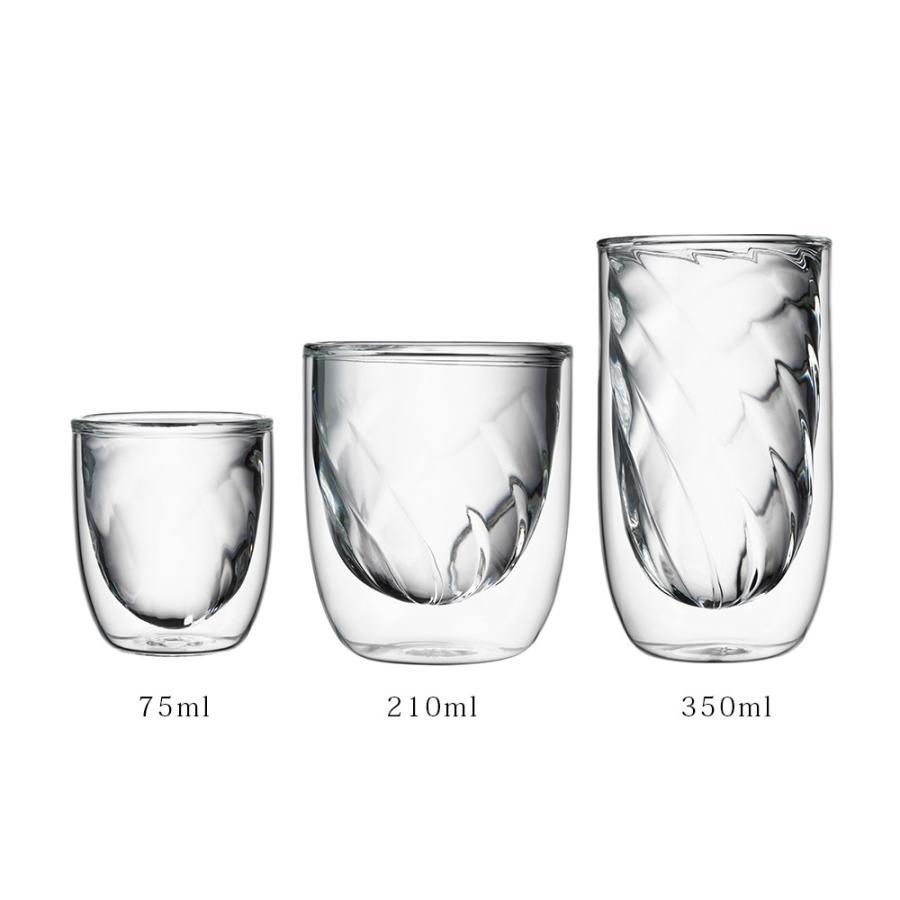ダブルウォールグラス Qdo キュードー Element 210ml 2個セット 耐熱ガラス 保冷 保温 北欧 デンマーク 人気 インスタ映え ギフト デザイングラス 送料無料|hull-tsuhan2|09