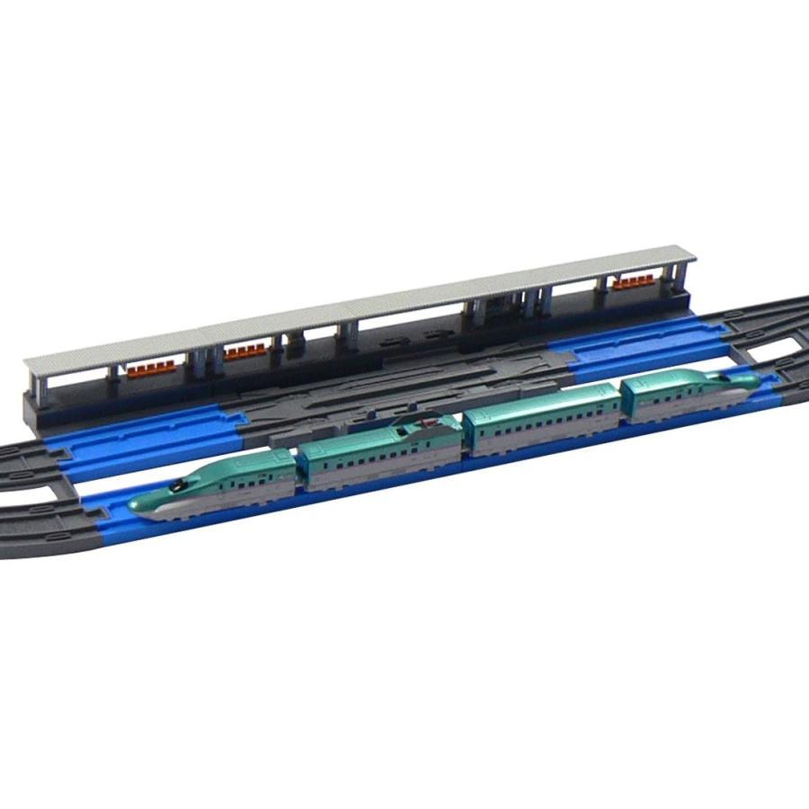 プラレール アドバンス E5系新幹線 連結&複線ポイントレールセット