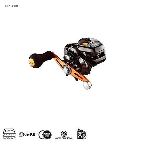 シマノ (SHIMANO) ベイトリール 17 バルケッタ BB 600HG 右ハンドル
