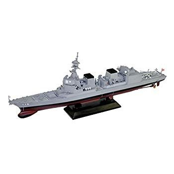 ピットロード 1/700 スカイウェーブシリーズ 海上自衛隊 護衛艦 DD-115 あきづき 塗装済み完成品 JPM11