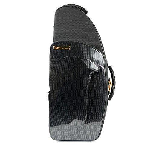 バム アルトサクソフォン用 ニュー·トレッキングケース ブラックカーボン TREK3021SC