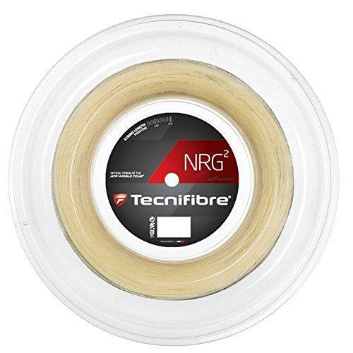 ブリヂストン(BRIDGESTONE) テクニファイバー(Tecnifibre)NRG2 エヌアールジースクエア 1.32(ロール) TFG
