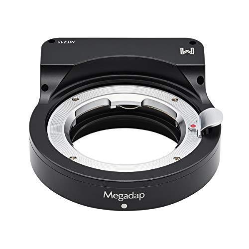Megadap (メガダプ) 電子マウントアダプターMTZ11 (ライカMマウントレンズ → ニコンZマウント変換) AF駆動モーター搭載