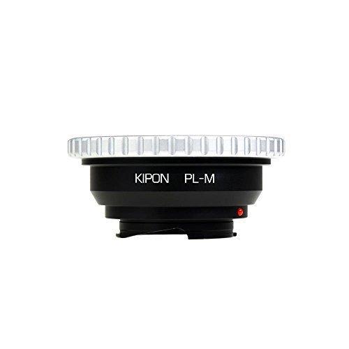 KIPON PLマウントレンズ - ライカMマウントアダプター Leica M Typ240対応 PL-M
