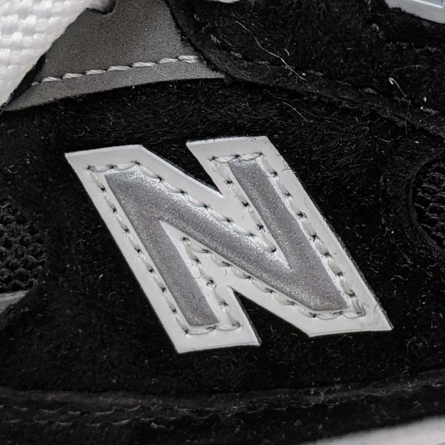 26.5cm ワイズ:D ニューバランス M992EB メンズ スニーカー ブラック/グレー/BLACK/黒 New Balance USA/アメリカ製|hw-shop|07