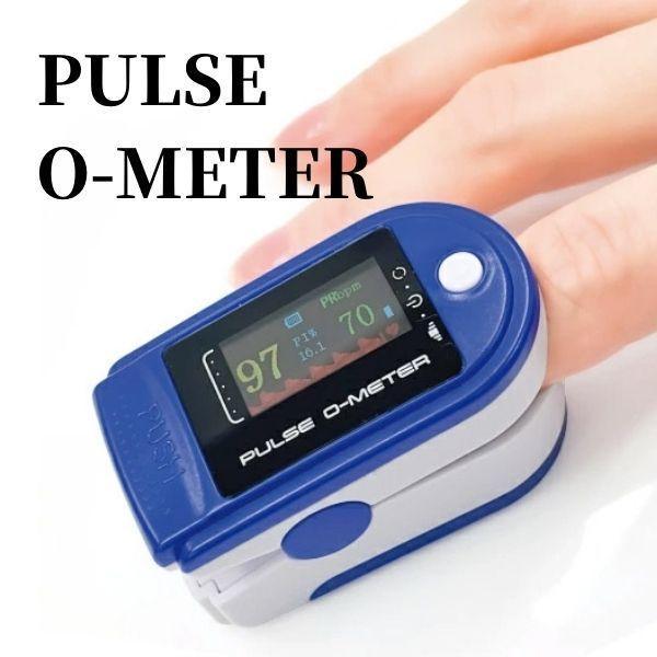 パルスゼロメーター オキシメーター 血中酸素濃度計 測定器 脈拍計 酸素飽和度 心拍計 指脈拍 指先 酸素濃度計 非医療用機器|hymstore