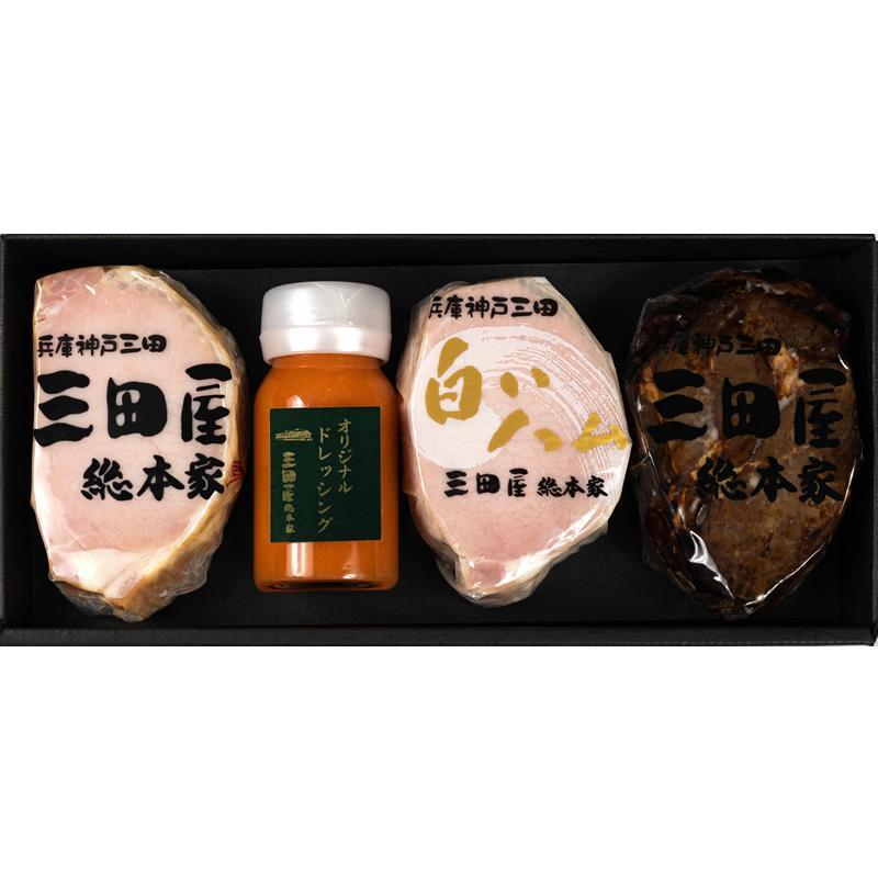 「三田屋総本家」ハムギフトセット SN-80(冷蔵)|hyogo-tokusanhin
