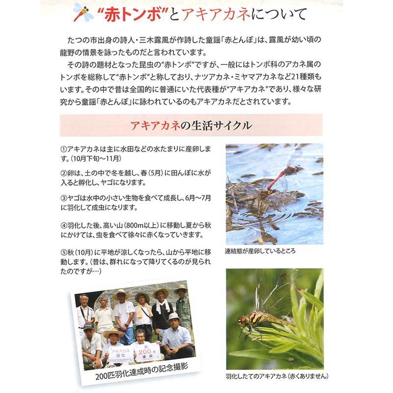 「たつの赤とんぼ米研究会」たつの赤とんぼ米 コシヒカリ(白米5 kg) hyogo-tokusanhin 07